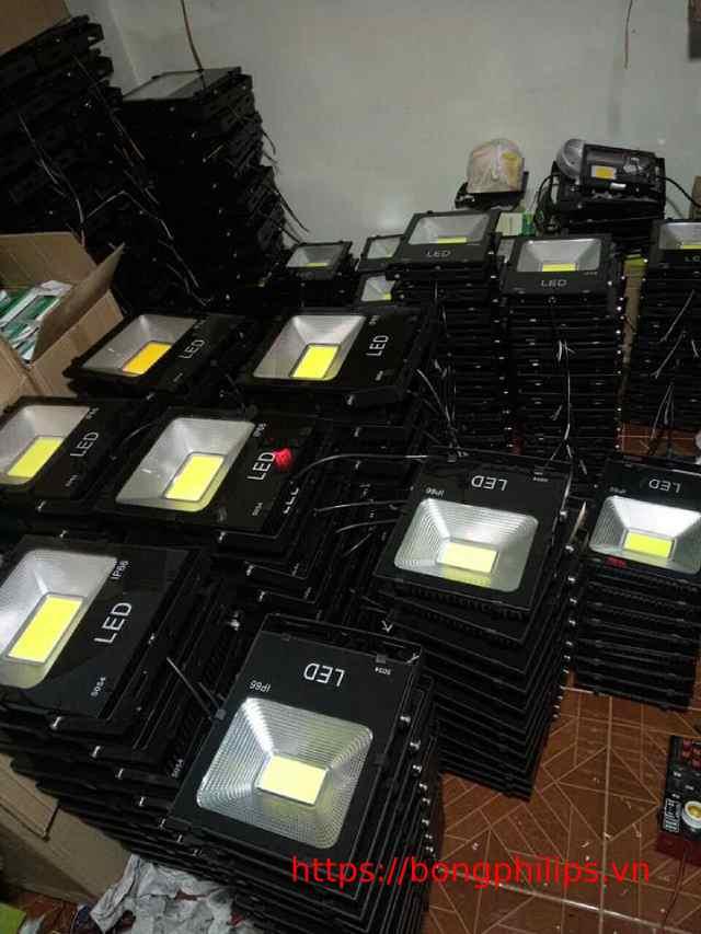 đèn pha led công suất lớn
