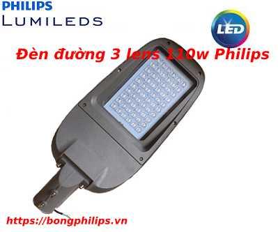 đèn đường 3 lens 110w