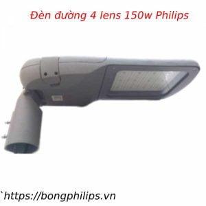 đèn đường 4 lens 150w