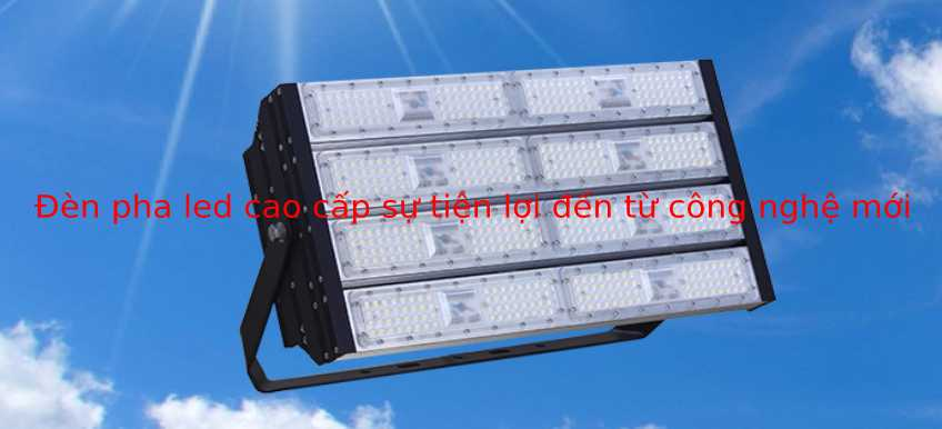 đèn pha led cao cấp