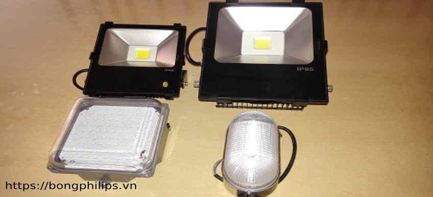 đèn pha led nhỏ