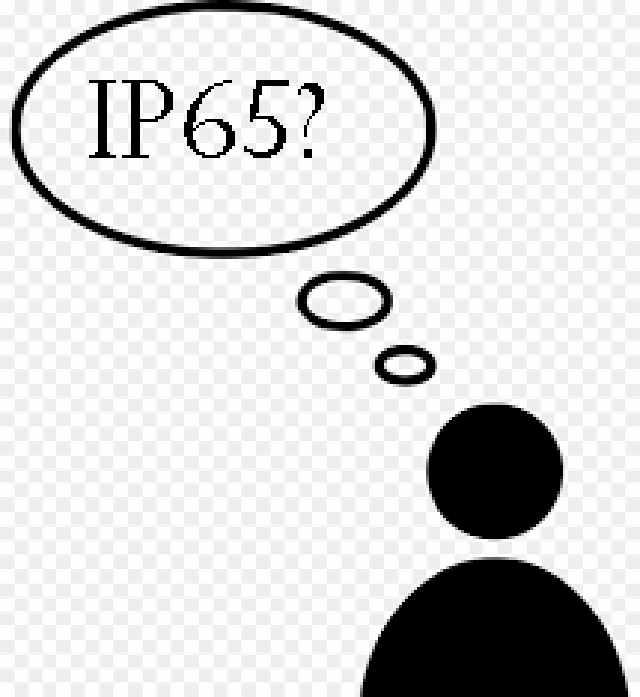 đèn pha led IP65