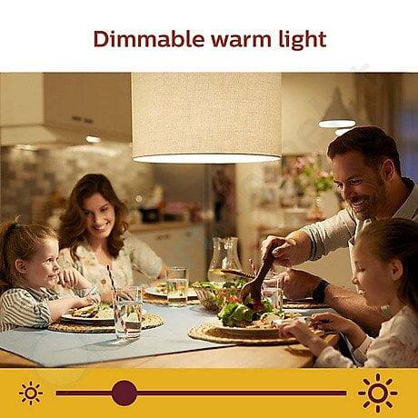 Điều khiển thông minh WiZmote không dây dành cho đèn WiZ Philips