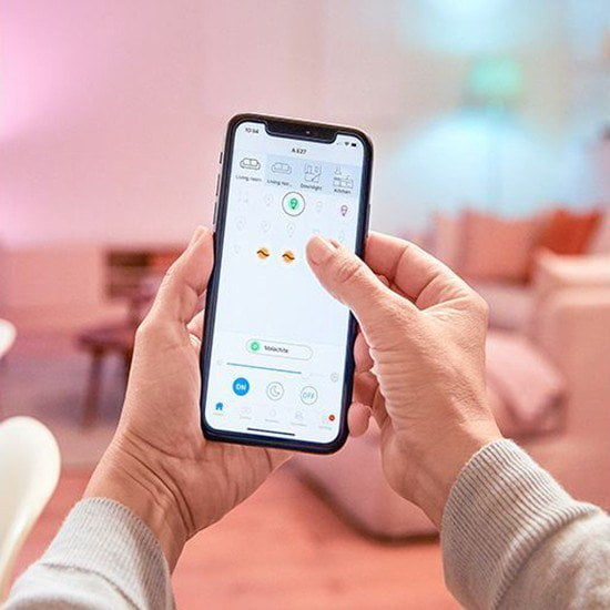 Đèn led dây wiz philips kết nối wifi